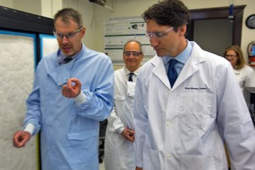Canadian cord-blood procedure passes key milestone in cancer trial
